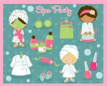 Gg's Day Spa for Girls